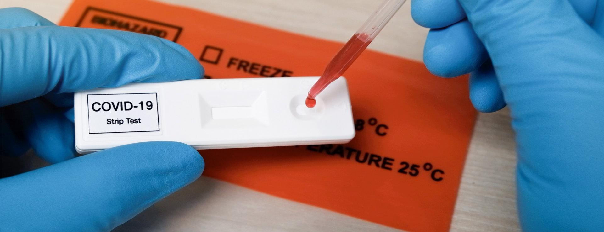 anti-gen test